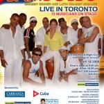 poster bamboleo Toronto