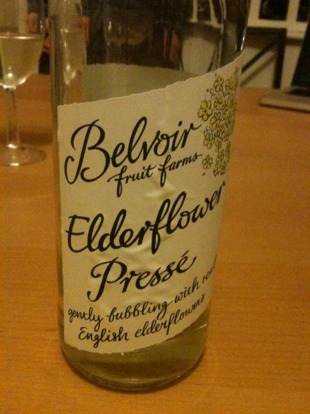 Elderflower Soda Recipe — Dishmaps