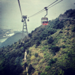 Cable Car Ngong Ping Hong Kong
