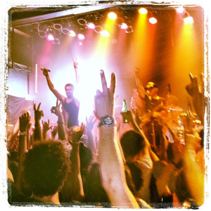 Mod Club, Toronto (July, 14th, 2013)
