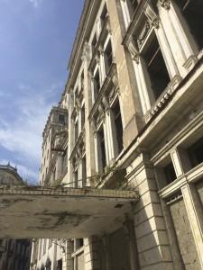 Hotel New York Habana Cuba