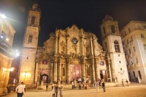catedral dia de la habana