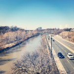 Don River Gerrard Toronto