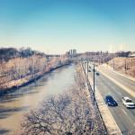 Don River Gerrard Toronto