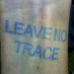 leave no trace burning man decom